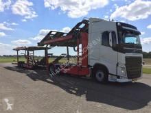 camion porte voitures Volvo