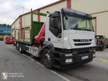 Camion plateau occasion Iveco Stralis 260 S 45