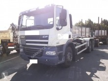 Camion polybenne occasion DAF CF85 FAT 85.410