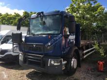 Camión caja abierta transportador de hierro Renault Premium 320 DXI
