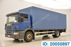 Scania 94D220 truck used box