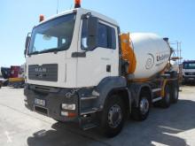 Camion MAN TGA 35.350 béton toupie / Malaxeur occasion
