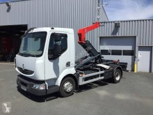 Renault Midlum 220.12 DXI truck used hook lift