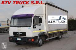 camión lona corredera (tautliner) usado