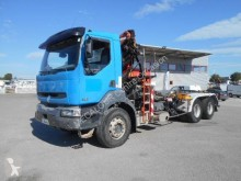 Camion polybenne occasion Renault Kerax 370 DCI