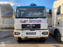 Camion MAN LE 2000 benne occasion