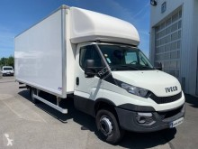 Camion fourgon déménagement occasion Iveco Daily 70C21