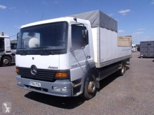 Used box truck Mercedes Atego 1218