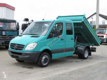 Used three-way side tipper van Mercedes Sprinter Mercedes Sprinter Aufbau: Meiller 3-Seiten Stahl,