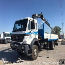 Camion Mercedes SK 2038 plateau ridelles occasion