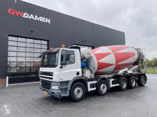 Camion betoniera cu rotor/ Malaxor second-hand DAF 85