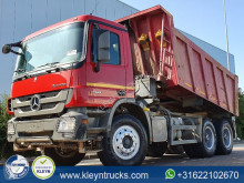 Mercedes Actros 3341 truck used tipper