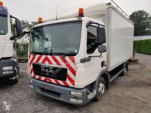 Camión furgón usado MAN TGL