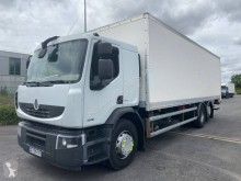Camion Renault Premium 380 DXI fourgon polyfond occasion