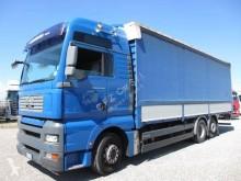 Camion MAN TGA 26.440 cassone centinato usato