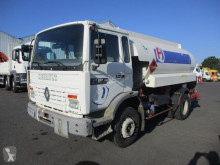 Kamión cisterna uhľovodíky Renault Midliner 150