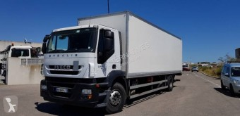 Iveco plywood box truck Stralis 310