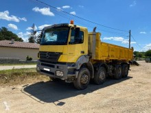 Used construction dump truck Mercedes Axor 3243 KN