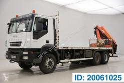 Camion platformă Iveco Trakker 410