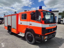 Mercedes 1124 truck used fire
