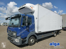 Used refrigerated truck Mercedes 1223 L Atego 4x2, Euro 6, Thermo King T600, LBW