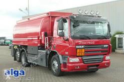 Camion cisternă DAF CD 75.360 6x2, Untenbefüllung, Euro 5, Pumpe