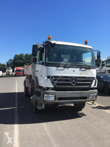 Camion ribaltabile trilaterale Mercedes Axor 1829