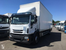 Camion fourgon occasion Iveco Eurocargo