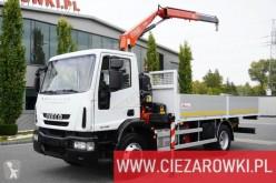 Ciężarówka platforma używana Iveco Eurocargo 140 E 18 K