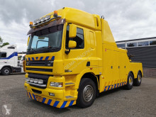 Camion Ginaf X 3232 S - Jige Megacity21 -Complete with Tools - 30ton Winch - Built in 2008 plateau occasion