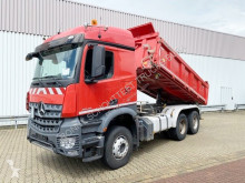 Mercedes three-way side tipper truck Arocs 2645 K 6x4 2645 K 6x4, Retarder, StreamSpace