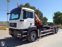 ciężarówka do transportu kontenerów używana