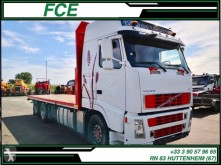 Camion Volvo FH 480 Globetrotter XL cassone incidentato