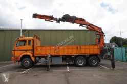 Mercedes 2538 truck used flatbed