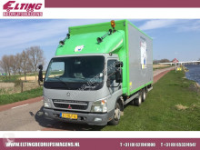 Camion fourgon Mitsubishi Canter 3C15 3.0 DI 295 BE CLIKSTAR LUCHTGEREMD