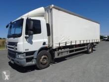DAF CF65 65.300 truck used tautliner