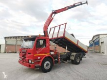 Camion benne Scania M 82M