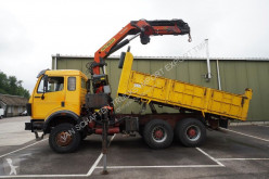 Mercedes AK 2635 truck used flatbed
