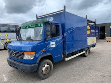 Mercedes Vario truck used box