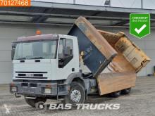 Camión volquete volquete bilateral Iveco Eurotrakker