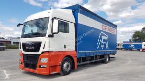camion MAN TGX 18.400 4x2 XLX Euro 6 Jumbo Festaufbau Gardine