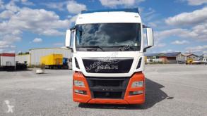 camion MAN TGX 18:400 4x2/XLX Euro 6 Jumbo Festaufbau Gardine