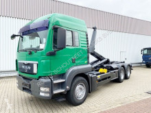 Camion MAN TGS 26.400 6x4 BB 26.400 6x4 BB Standheizung multiplu second-hand