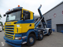 Scania R 420 truck used hook arm system