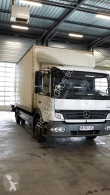 Camion Mercedes Atego 1218 fourgon occasion
