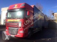 Camion rideaux coulissants (plsc) occasion DAF XF105 460