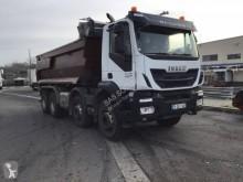 Camion Iveco Eurotrakker 450 benne occasion