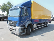 Camion fourgon Mercedes Axor 1823 L