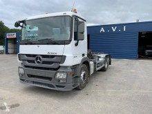 Camion polybenne occasion Mercedes Actros 2536 NL