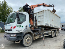 Camion benă second-hand Renault 320 DCI MANUAL FULL STEEL + GUERRA 117NZS2 2010